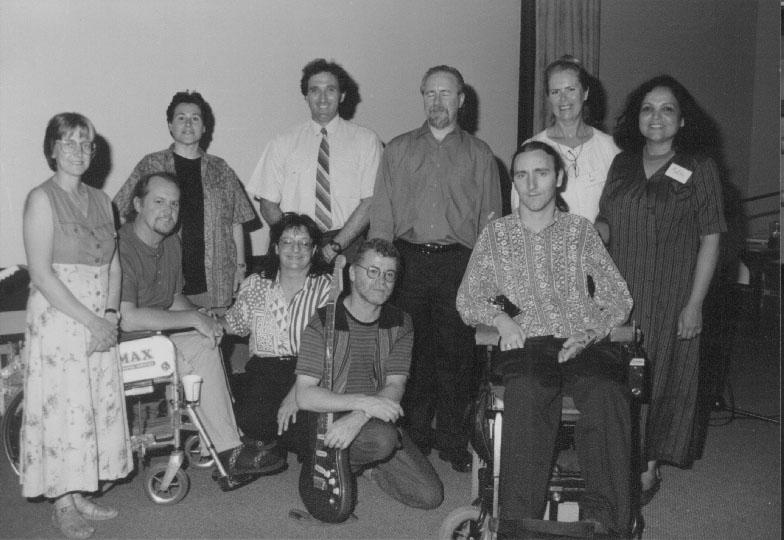 Group at Seminar