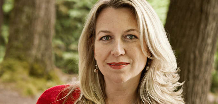 Author Talk With Cheryl Strayed National Library Of