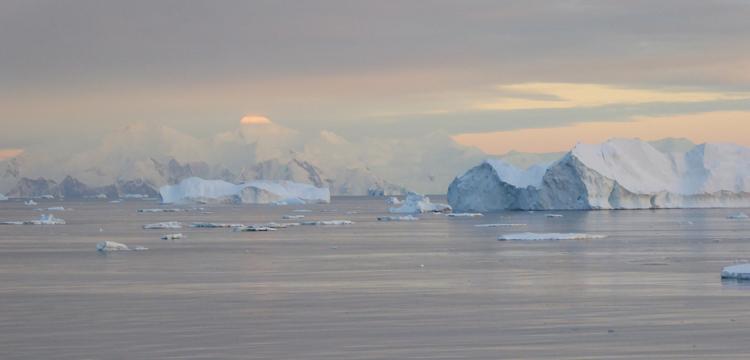 Photograph of Antarctica