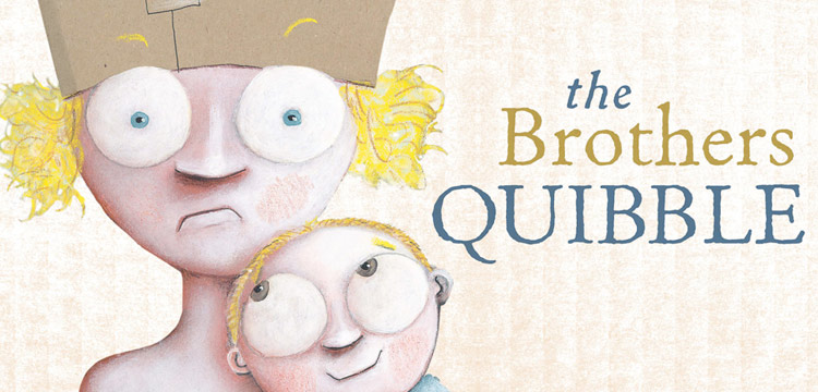The brothers quibble cover