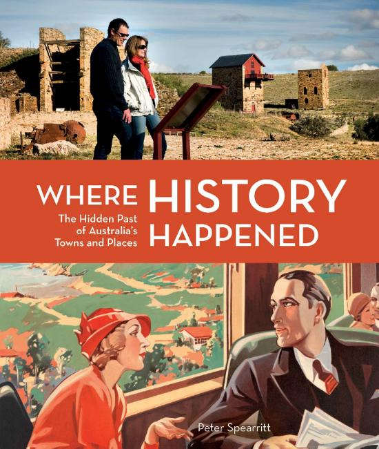 Cover of Where History Happened