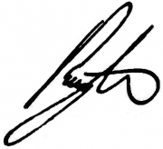 Signature of Mr Ryan Stokes Chair of the National Library of Australia Council