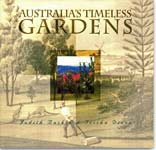 Book cover for Australia's Timeless Gardens