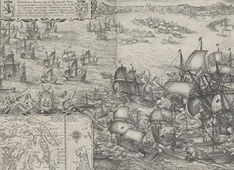 The Battle of Bantan