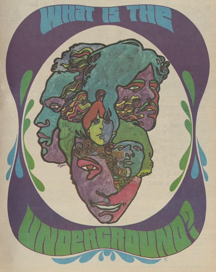 Cover of Go-Set 1968