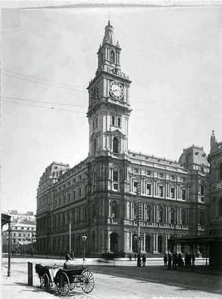 General Post Office, Melbourne