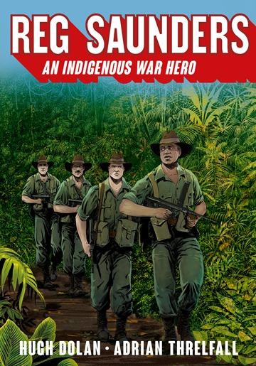 an Indigenous war hero