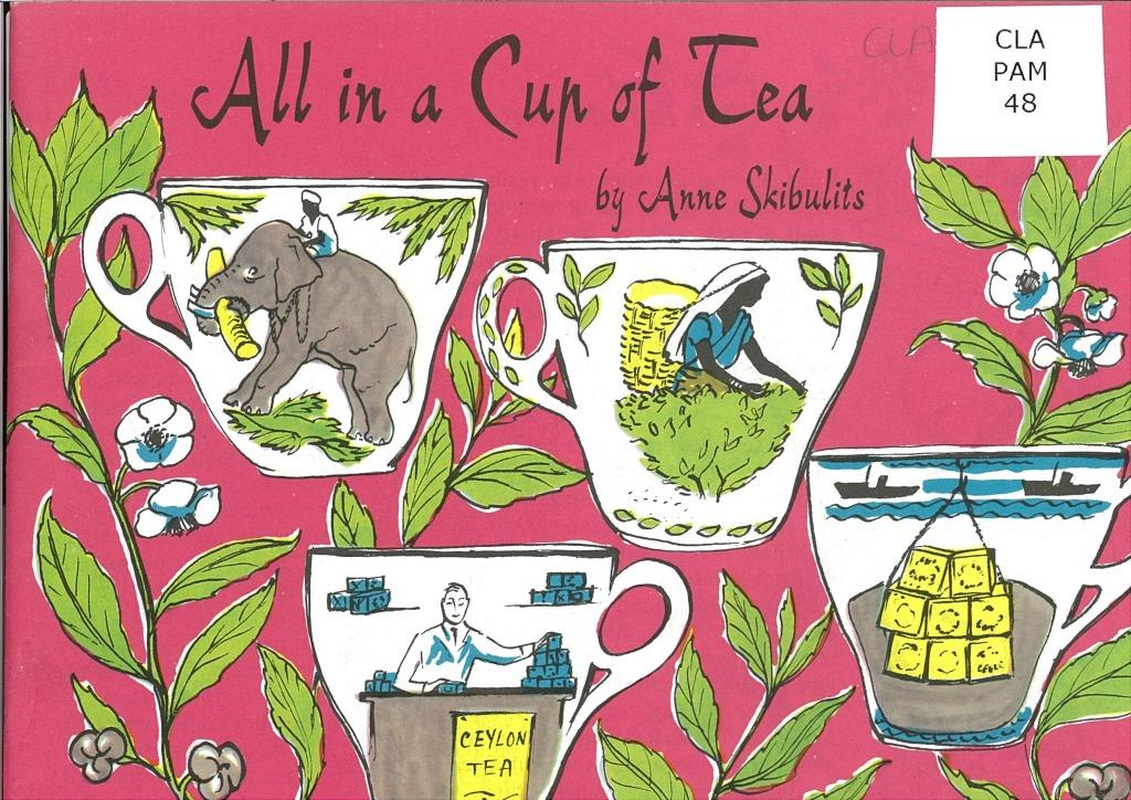 All in a cup of tea