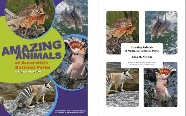 Amazing Animals covers