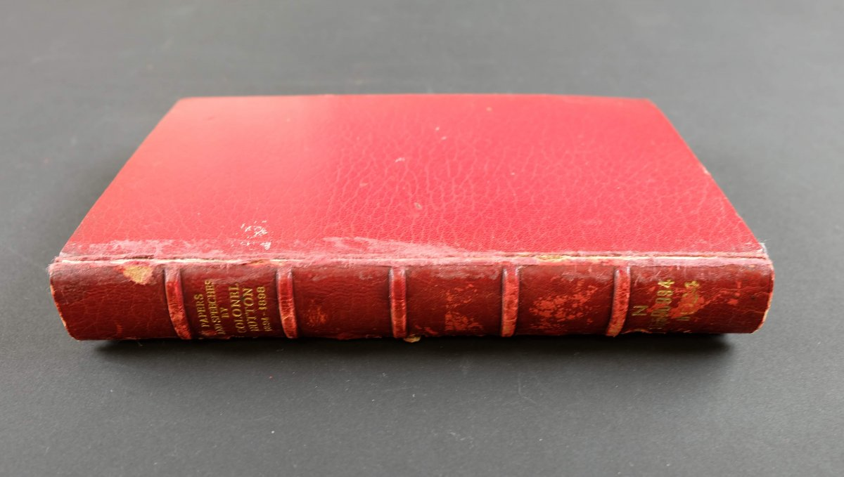The red book dating