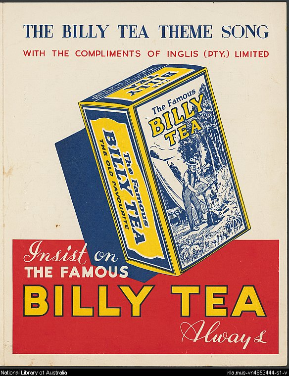 Billy tea theme song cover