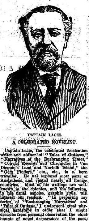 Captain Lacie article