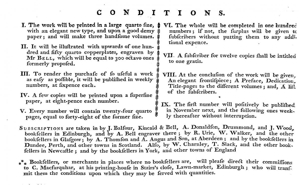 Britannica prospectus