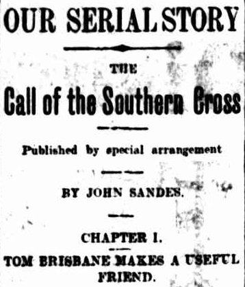 Screenshot of a newspaper article