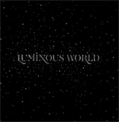 Cover of exhibition catalogue for Luminous World