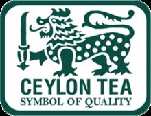 Ceylon lion logo