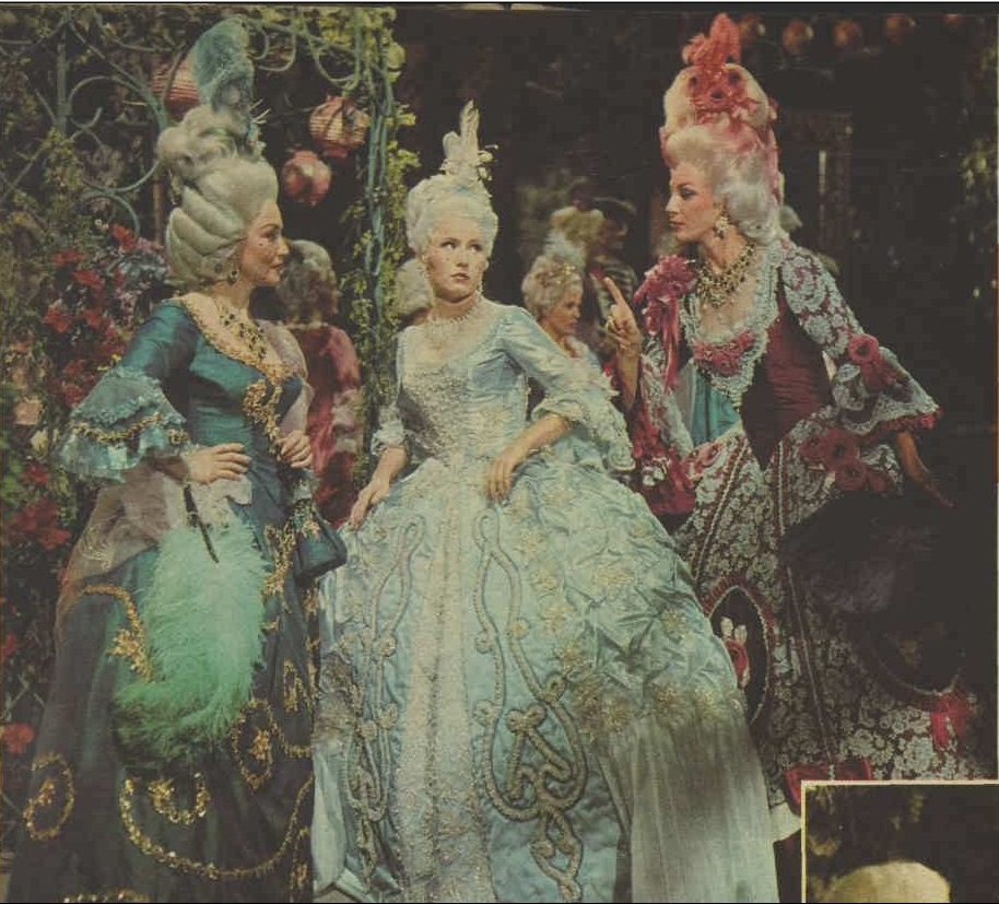 Cinderella photograph from the Women's Weekly