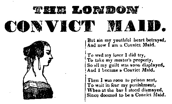 The London convict maid
