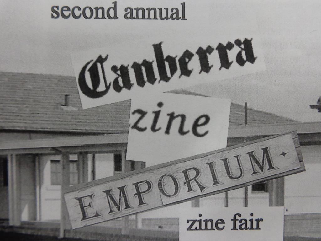 Second annual CZE zine fair