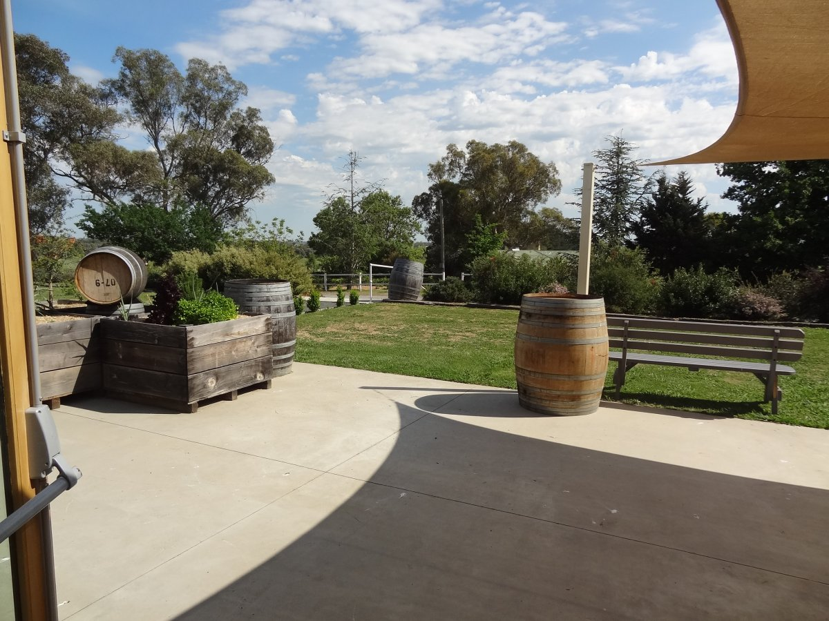 View from Eden Road Winery