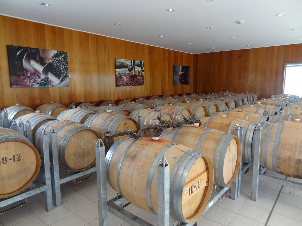 Eden Road Wine Barrels