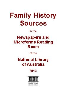 Click to download our Family History Sources guide