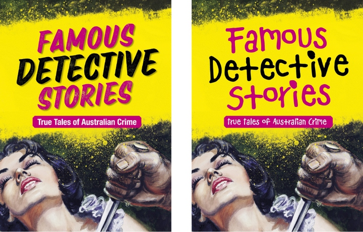 Famous Detective Stories covers