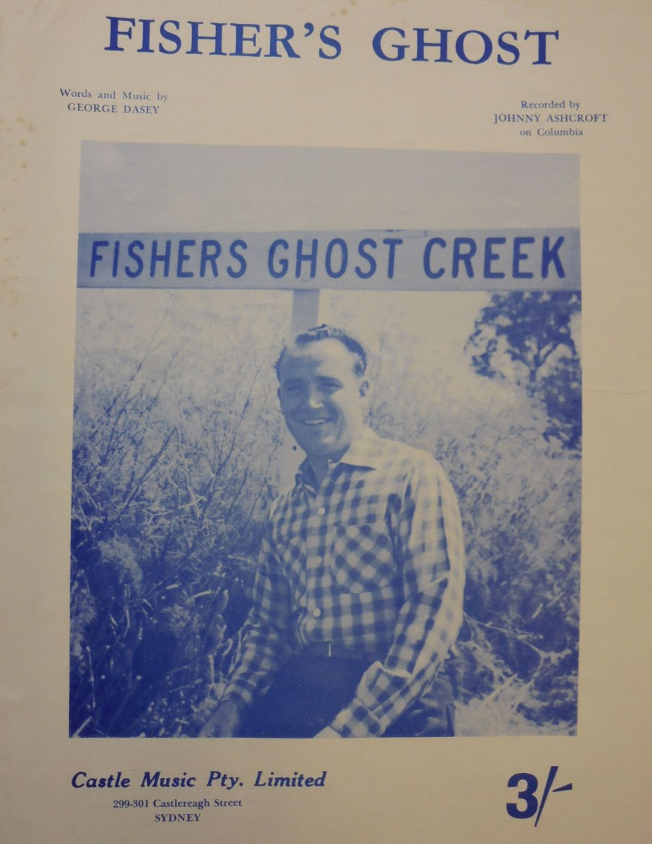 George Dasey, Fisher's Ghost