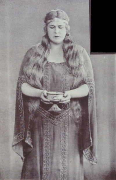 Florence Austral as Isolde