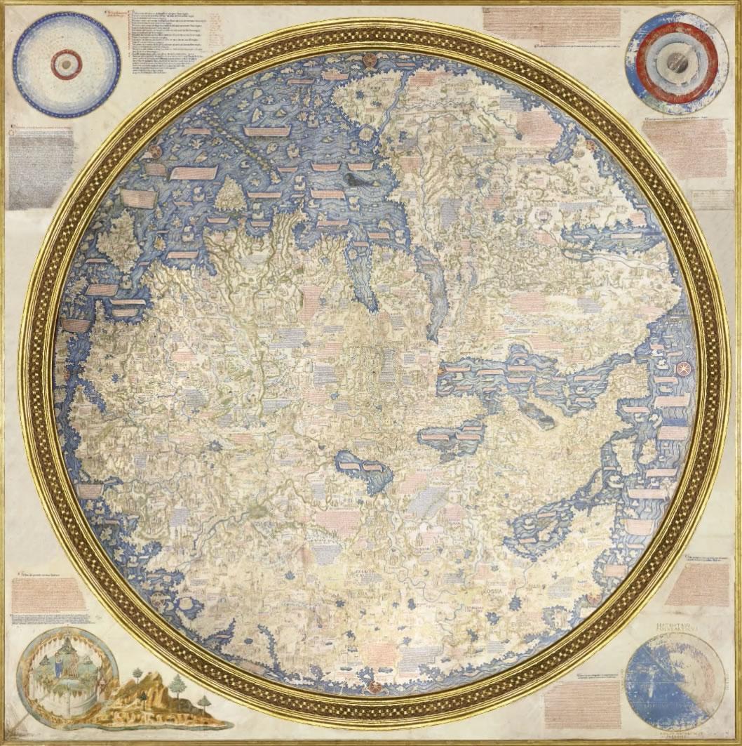 Fra Mauro's map