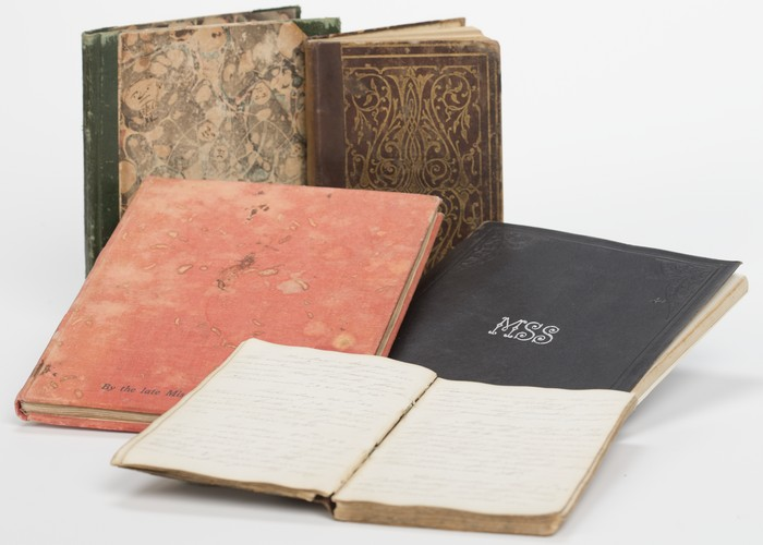 Journals from the National Library