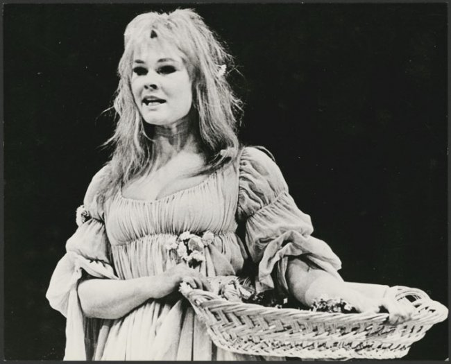 Judi Dench as Perdita in ... The Winter's Tale