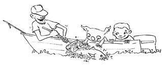 Kaurna fishing sketch 1