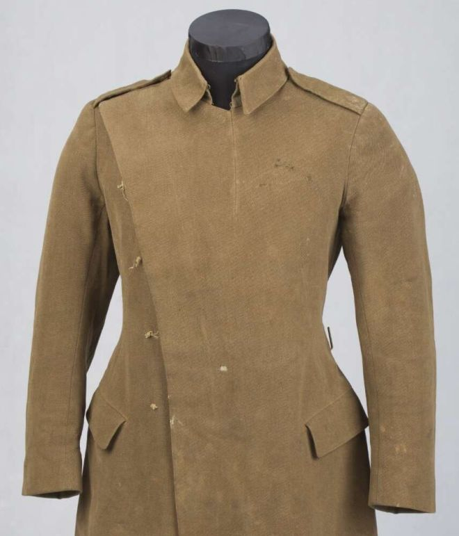 Charles Kingsford Smith flying jacket