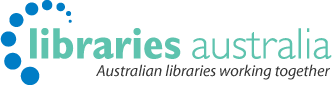 Libraries Australia logo