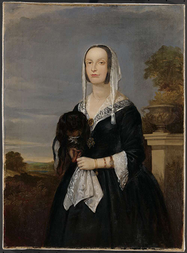 Portrait of Lady O'Connell