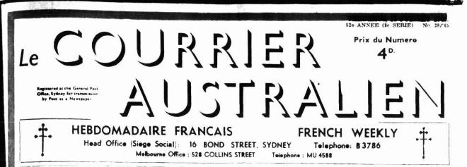 A la française: Francophile resources @ the NLA | National Library