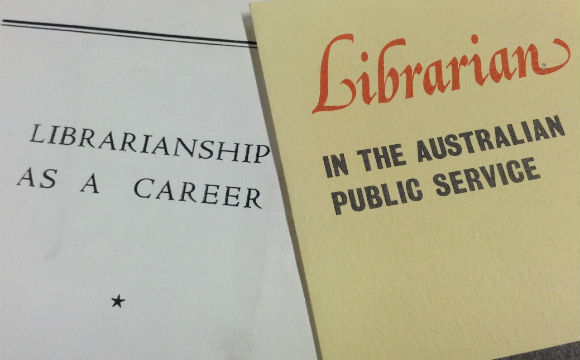Librarian in the Australian Public Service.  Canberra :  National Library of Australia