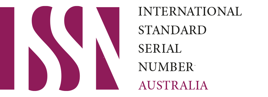 The Australian ISSN Agency | N...