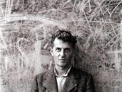 Ben Richards Portrait of Ludwig Wittgenstein