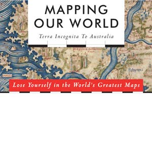 Mapping our world banner