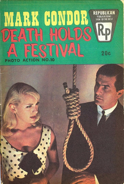 death holds a festival""