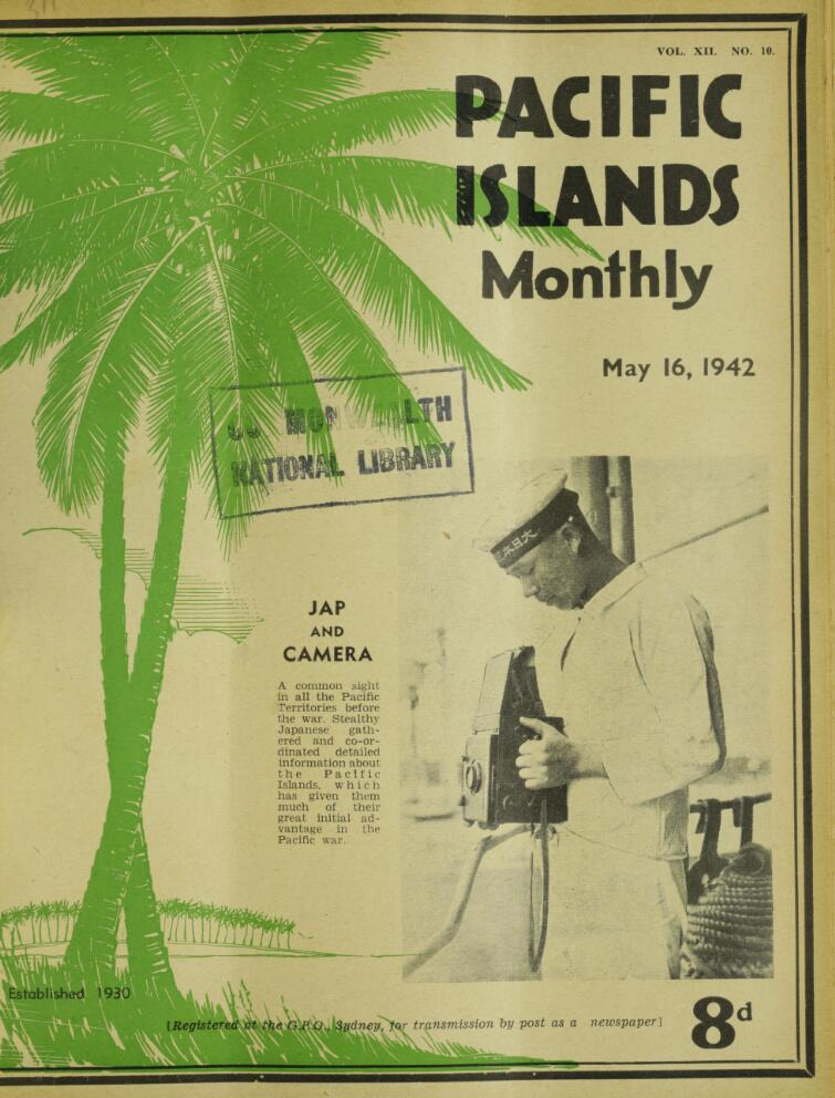 May 1942 cover