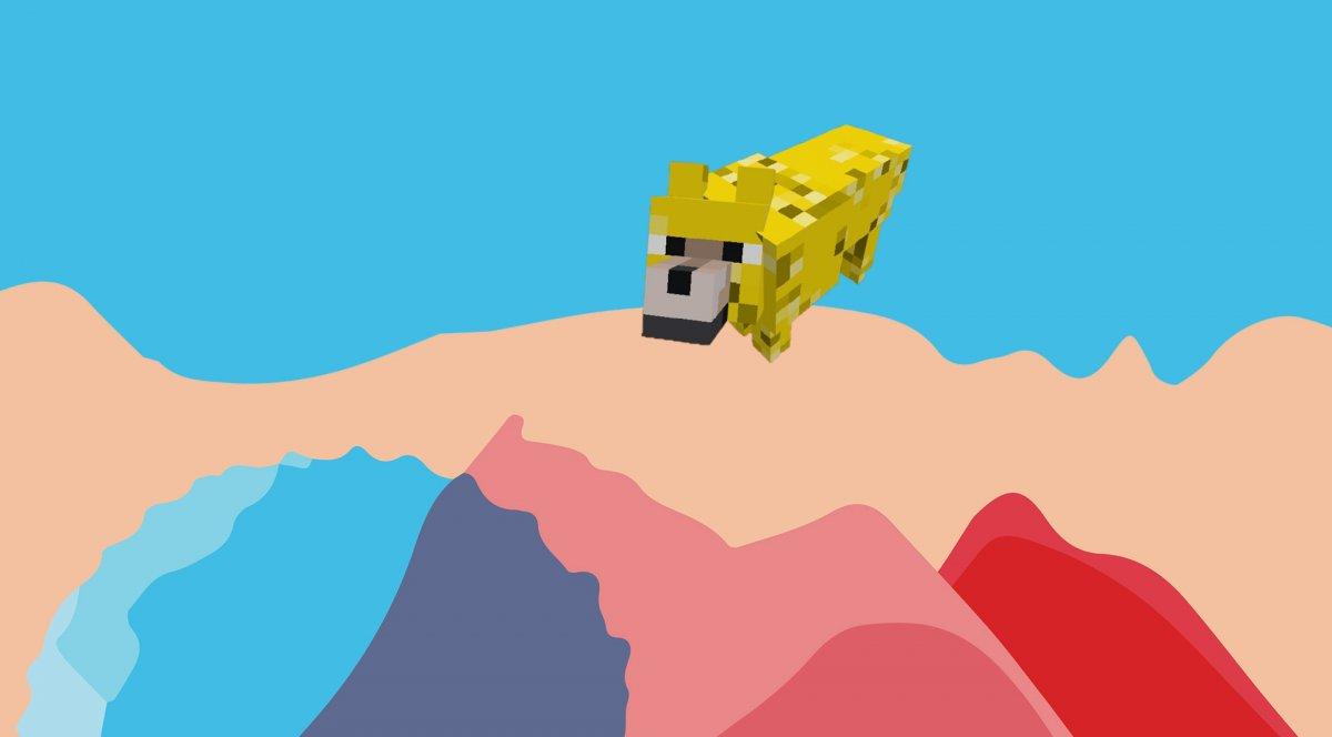 NAIDOC Minecraft Education Challenge banner