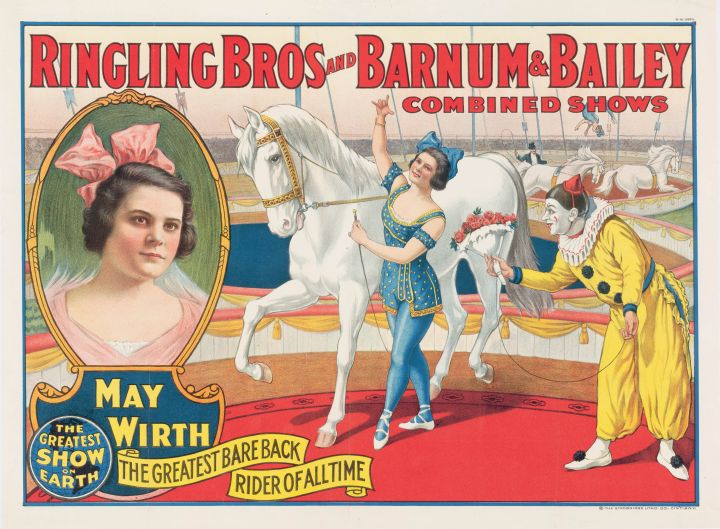 Ringling Bros and Barnum and Bailey Poster