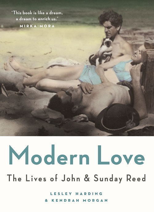 Cover of Modern Love