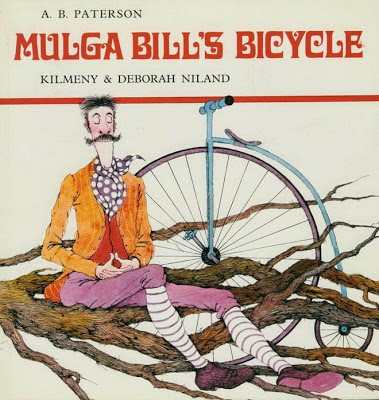 Cover of Mulga Bill's Bicycle by A.B. 'Banjo' Paterson