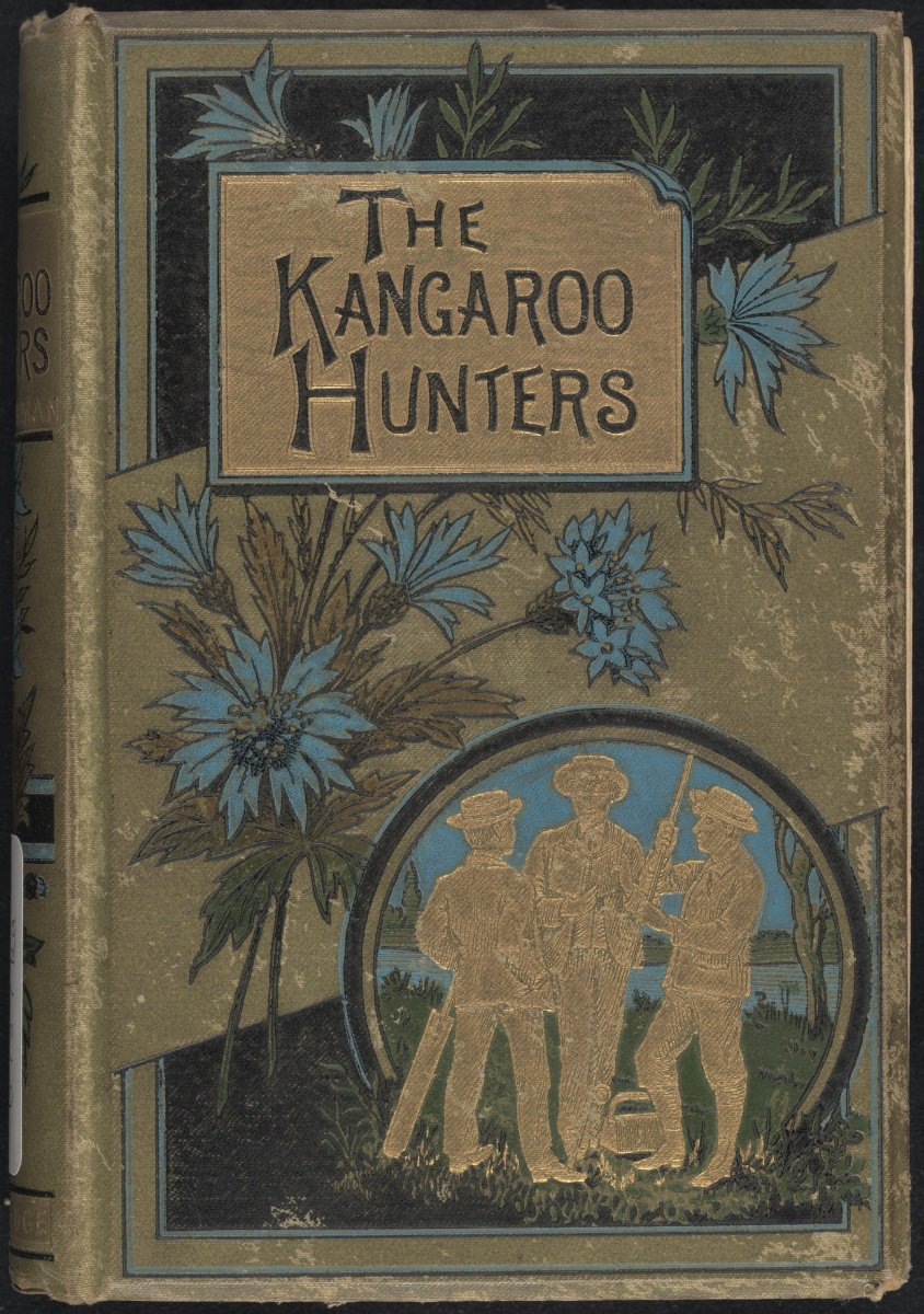 Cover of the 1858 London edition