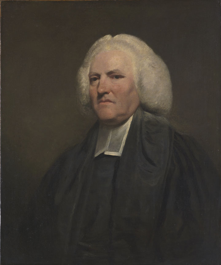 Painting of James King, Dean of Raphoe, 1781