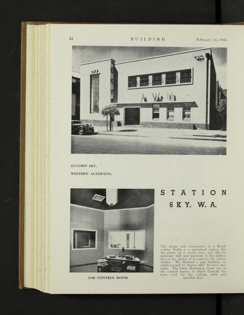 Building Magazine page 1942